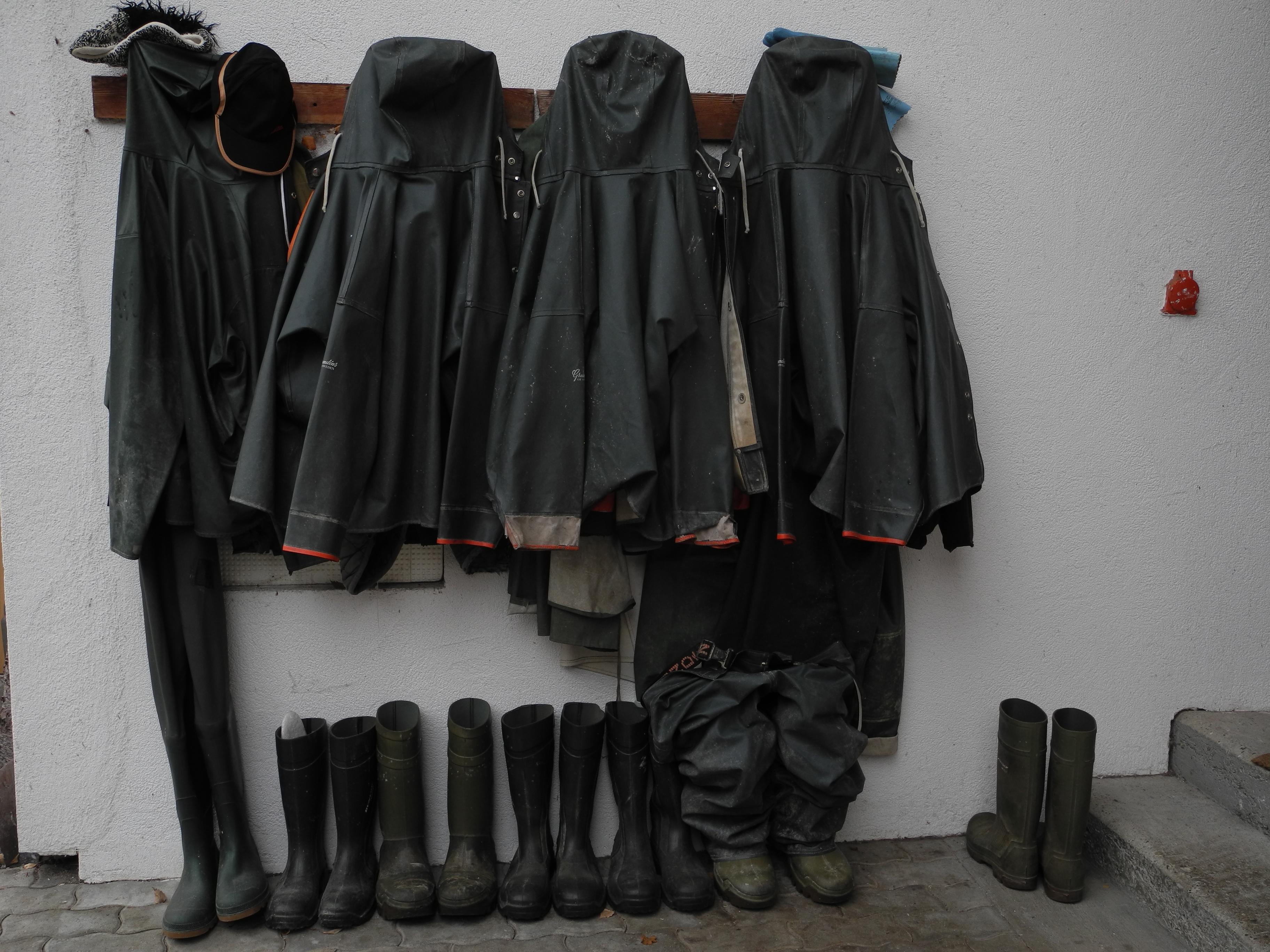 Arbeitskleidung Seenfischer